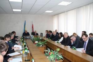 Засідання українсько-польської Комісії з питань пунктів пропуску
