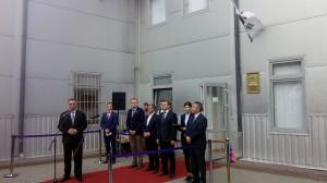 Відкриття Почесного консульства Кореї у Львові