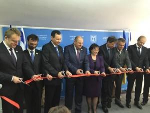 Відкриття Почесного консульства Держави Ізраїль у Львові