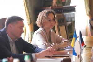 У Львові розпочав роботу новопризначений Генеральний консул Чеської Республіки Давід Нови