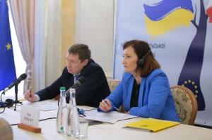 Засідання Комісії з питань транскордонного співробітництва в межах українсько-польської Міжурядової координаційної ради з питань міжрегіонального співробітництва